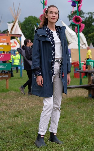 11 times Alexa Chung nailed festival dressing