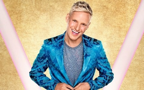 Jamie Laing forced to pull out of Strictly Come Dancing due to foot injury