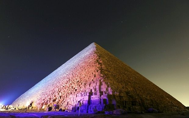 Egypt detects 'impressive' mystery anomaly in Giza pyramids by using heat scanning