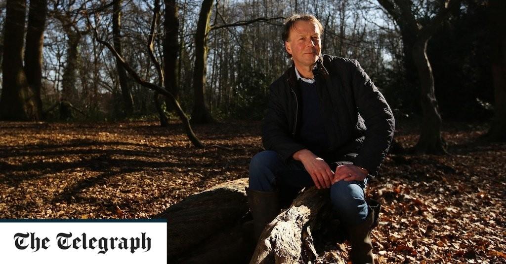 John Lewis-Stempel: 'I daren't tell my family that farm work is much easier than writing'