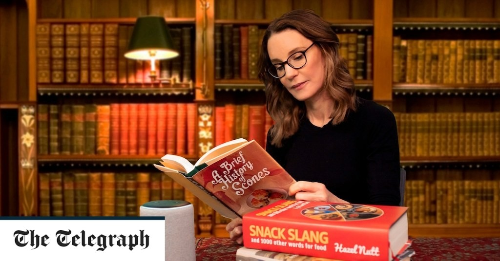 Countdown's Susie Dent 'sick' after discovering 'Word Perfect' book is riddled with errors