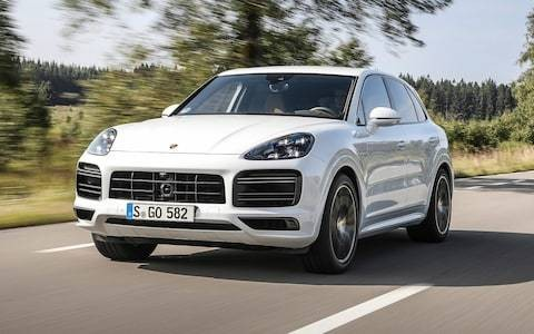 Porsche Cayenne Turbo S E-Hybrid review: loads more power but a little less poise for range-topping SUV