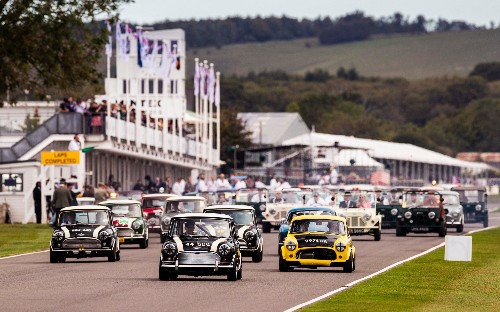 Goodwood Revival 2019 in pictures