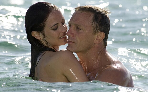 James Bond: you're a sexist, but we love you for it