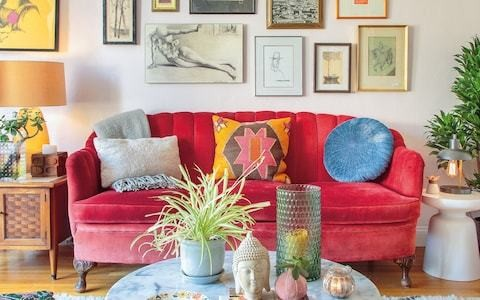 Boho is back in interiors - here's how to make it chic, not shabby