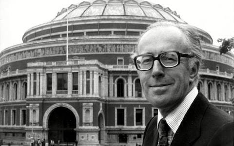Robert Ponsonby, arts administrator whose innovative approach enriched the Edinburgh Festival and the Proms – obituary