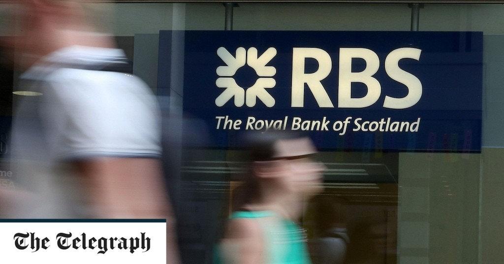 Market report: RBS warning on dividend curbs pushes banking shares lower