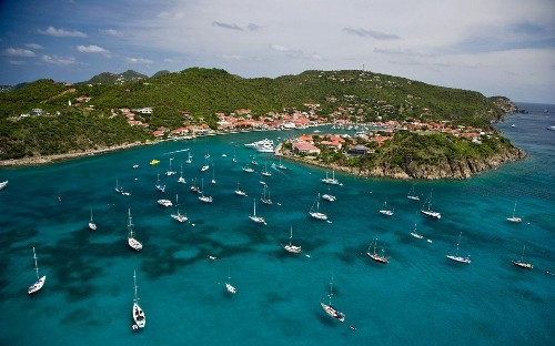 St Barts cruise port guide