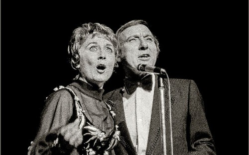 Pearl Carr, one half of popular 1950s singing act with husband Teddy Johnson – obituary