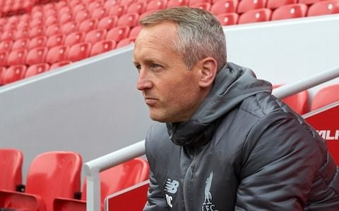 Neil Critchley, Liverpool's stand-in manager: 'I am honoured to be in this position - but this is about the young players' - exclusive interview