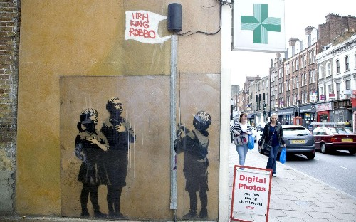 Who is Banksy and what is his real name? The man behind the myths and rumours