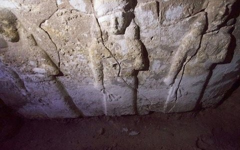 Previously untouched 600BC palace discovered under shrine demolished by Isil in Mosul
