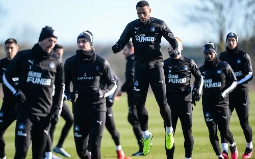 Newcastle United ban handshakes over Coronavirus fears