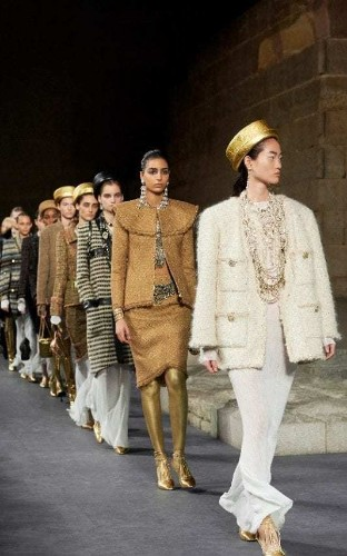 Scarabs, hieroglyphs and lots of precious metal: what happened when Chanel brought ancient Egypt to New York