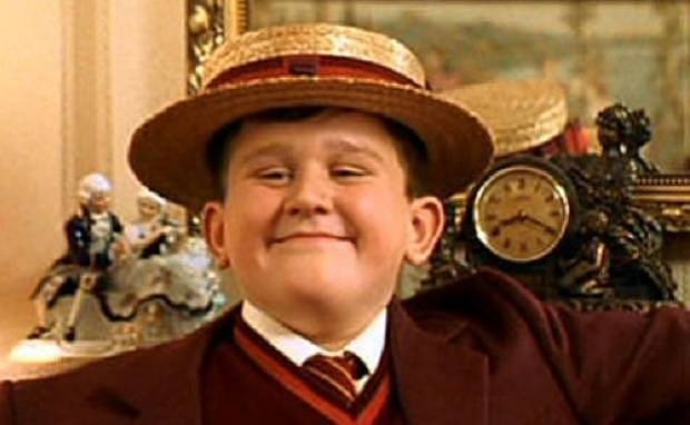 Dudley Dursley from the Harry Potter films looks extremely different these days