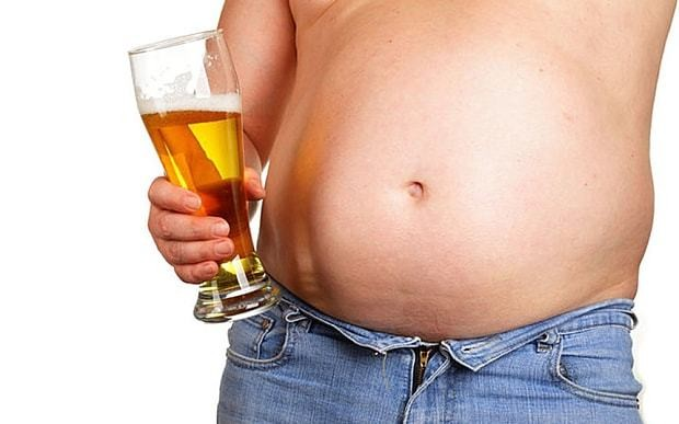 People with beer bellies at greater risk of death than those who are obese, study finds