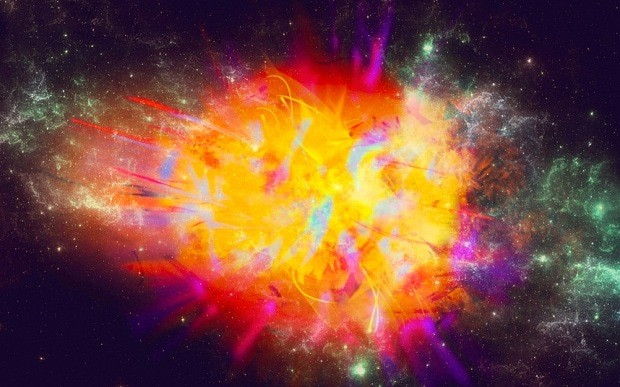 Big Bang theory could be debunked by Large Hadron Collider