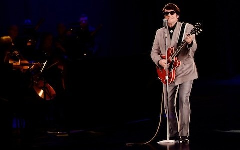 Roy Orbison, Hammersmith Apollo, review - a live hologram show that's about as dead as can be