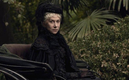 First look: Helen Mirren as a haunted heiress in spooky true story Winchester