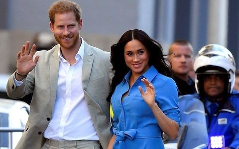 To save the monarchy, Harry and Meghan would be wise to follow the Queen's example