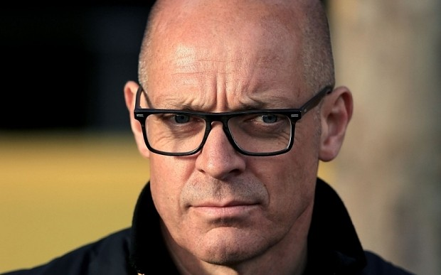 Tour de France 2015: Team Sky's Sir Dave Brailsford reveals he was willing to fight abusers on the road