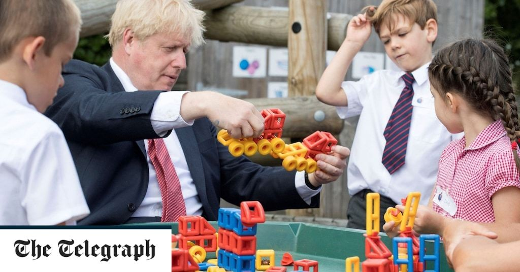 Schools will be last to close if second wave strikes, Johnson vows