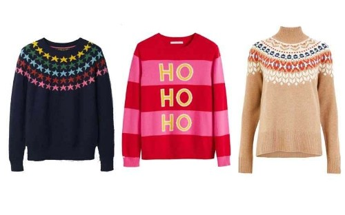 15 chic knits to wear for Christmas Jumper Day tomorrow