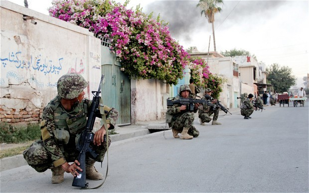 Afghanistan to begin peace talks with Taliban in Qatar