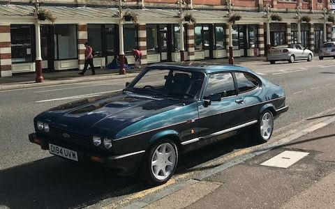 Ford Capri at 50: why 'the car you always promised yourself' is still a classic car to covet