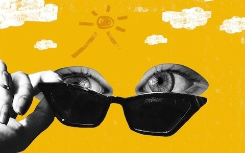 Why you should protect your eyes this summer (even when it's cloudy outside)