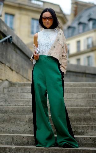 53 winning street style looks from Paris Fashion Week to inspire your autumn wardrobe