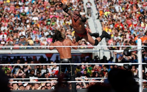 Sorry, football fans: here's 10 reasons why WWE is the greatest sport in the world