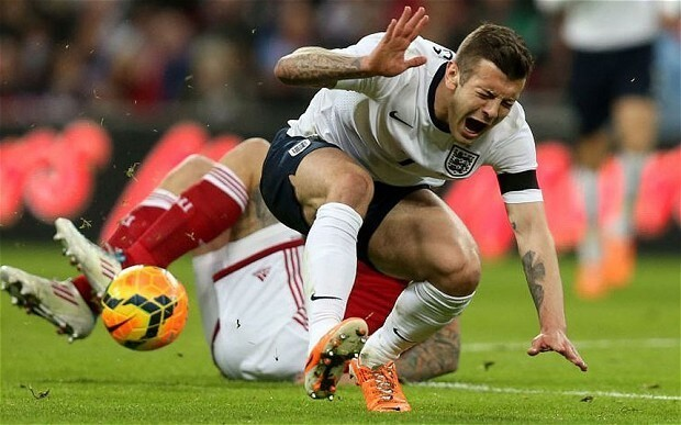Arsenal's Jack Wilshere can have a great World Cup, says Arsène Wenger