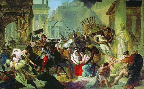 On this day in AD 455: the beginning of the end for Rome