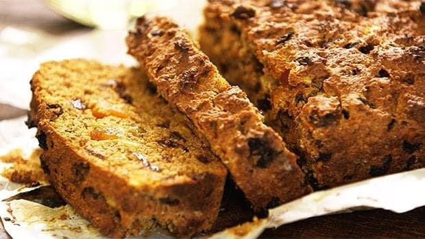 How to make a vegan energy cereal loaf, with Madeleine Shaw