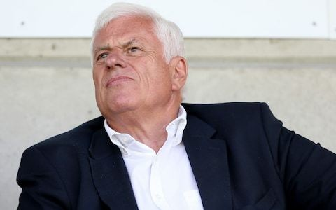Peter Ridsdale warns football's economic model is broken and clubs are courting financial disaster