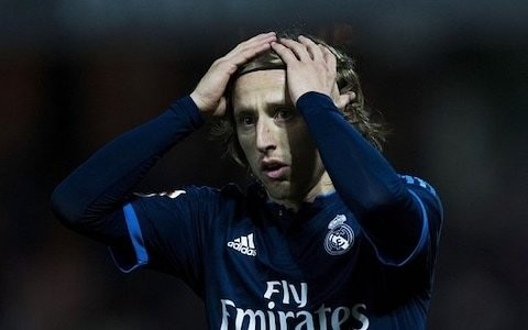 Luka Modric earns a third of Gareth Bale's Real Madrid salary, according to new Football Leaks reveal