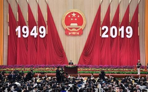 Communist China at 70 may be richer, but its people still strain under a dictatorship