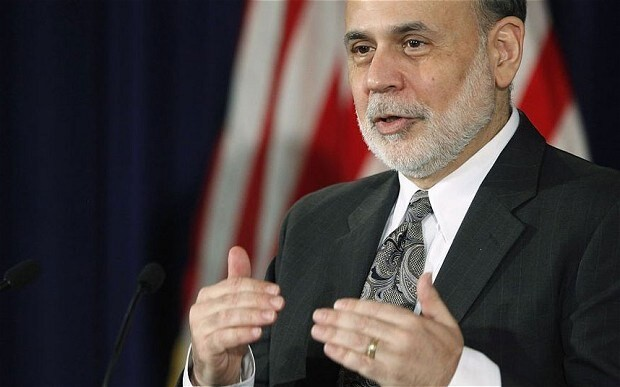 Ben Bernanke: US recovery is incomplete