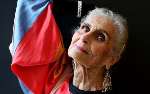 Daphne Selfe: I never had trouble with #MeToo stuff. I was quite big and no one messed with me