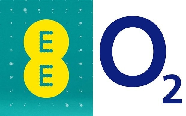 EE and O2 mobile networks hit by technical problems