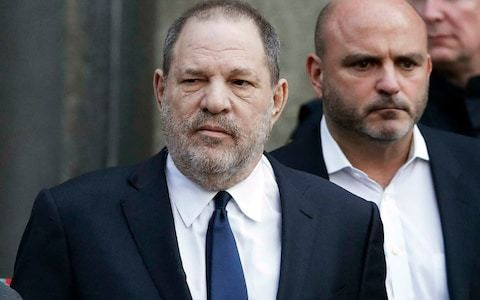 Harvey Weinstein and company reach $25 million settlement in civil suit