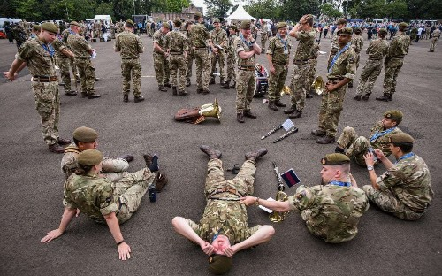 British Armed Forces have retention, not recruitment crisis, new figures show