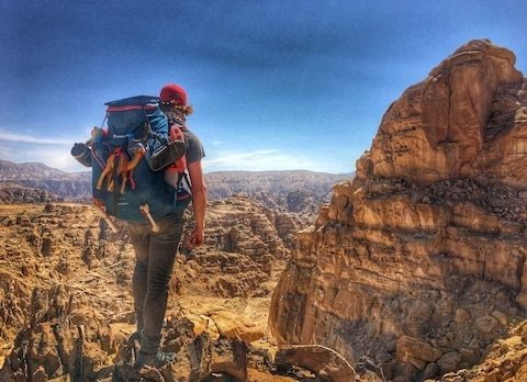 What a 1,000-mile solo walk through the Middle East taught me