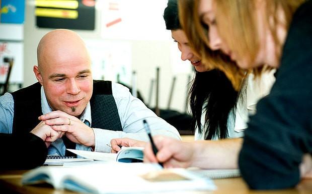 How to solve the 'teacher recruitment crisis'