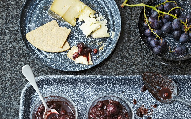 Great grape recipes, sweet and savoury