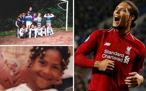 The making of Virgil van Dijk: How Holland allowed the 'tall dude' from Breda to slip through the net