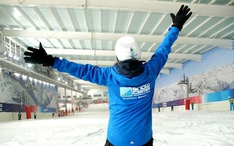 How snow sports can change a young person's life: The Telegraph Ski & Snowboard Festival pledges to support inner-city youth charity
