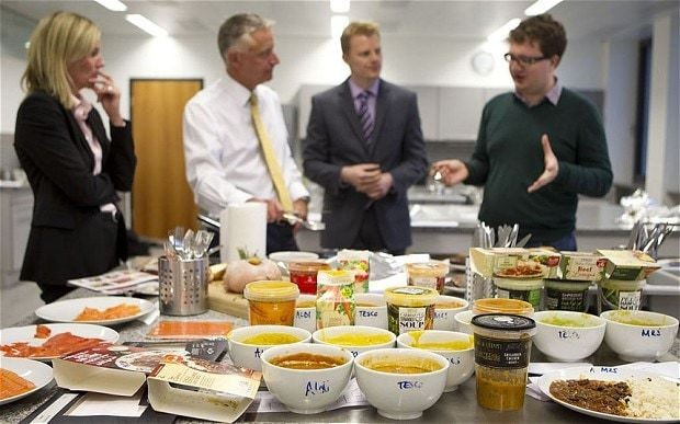Aldi: Behind the scenes at the discount supermarket's HQ