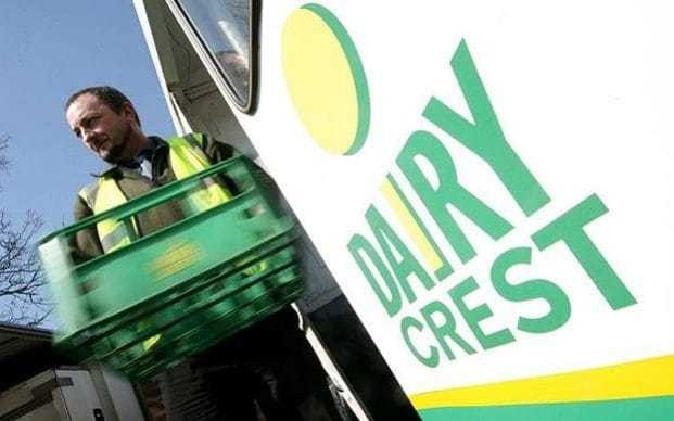 Dairy Crest backs £975m offer from Canadian rival